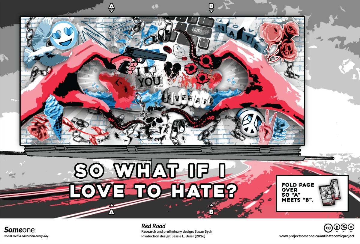 illustration from Learning to Hate