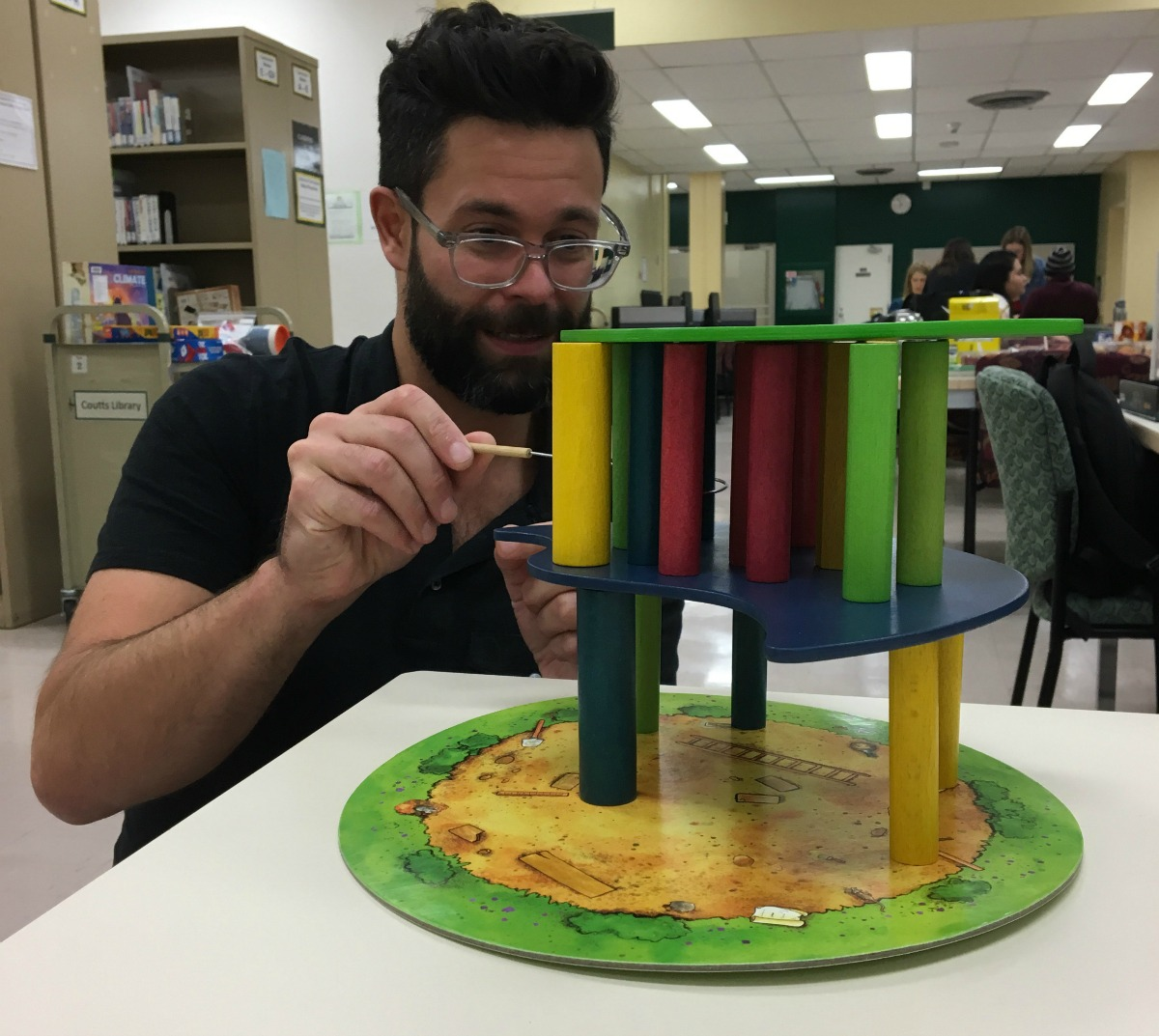 Games STEM teachers play