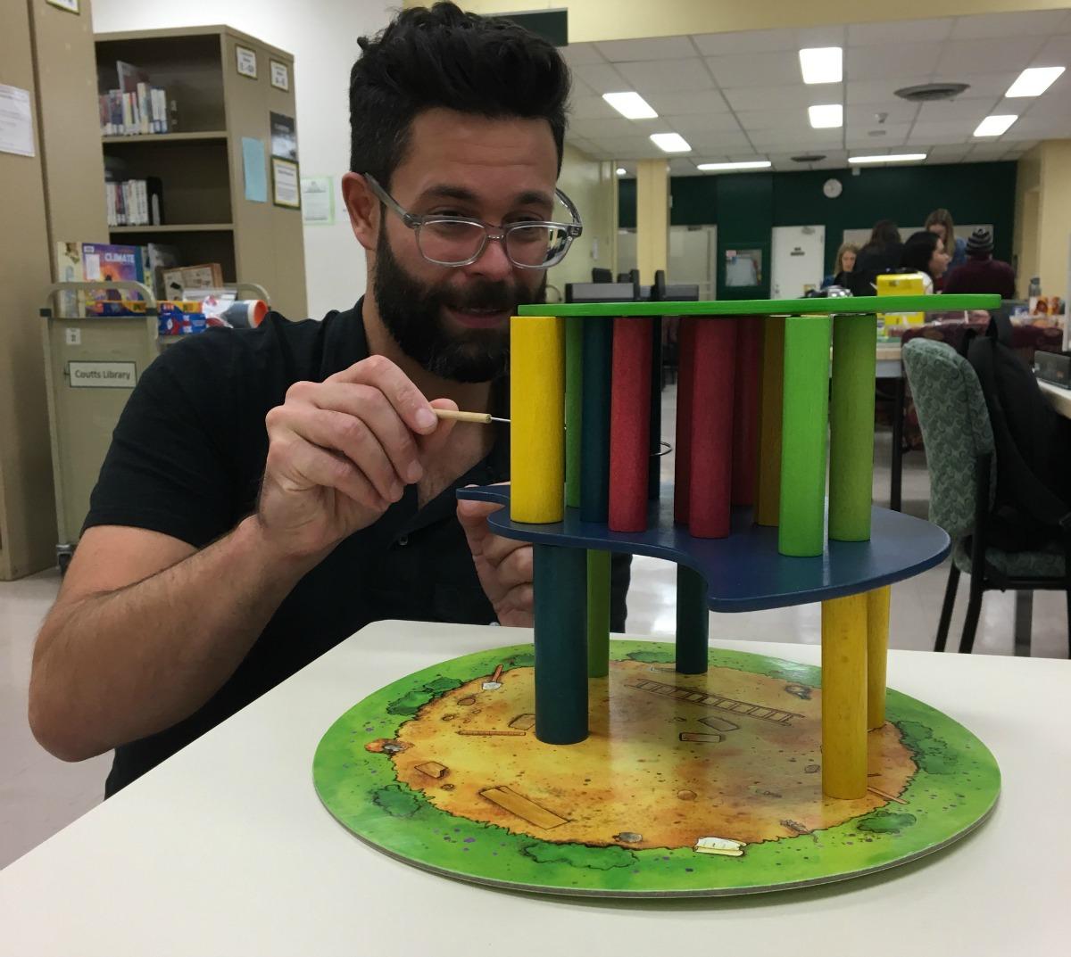 Games STEM teachers play