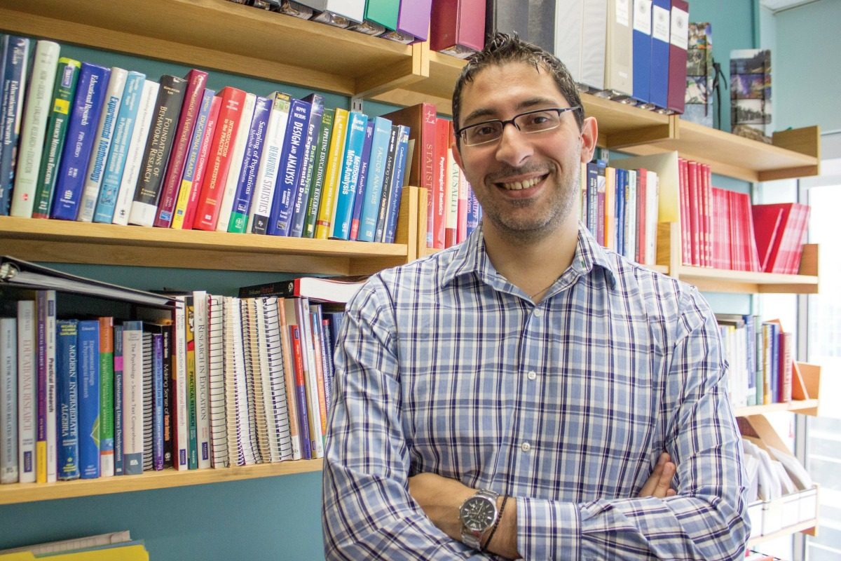 Education professor recognized for research excellence by Royal Society of Canada