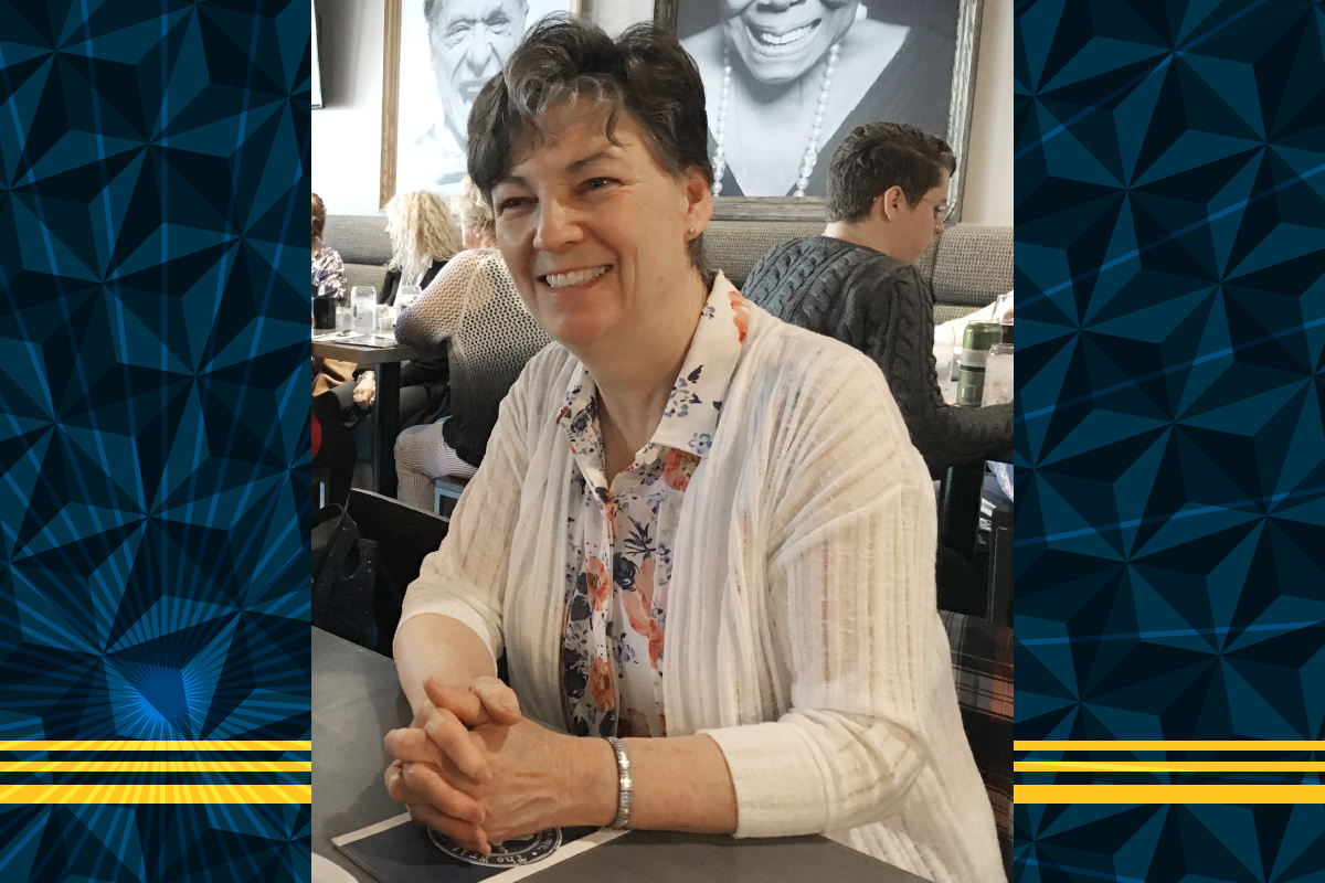 Linda Brittain celebrates 40 years with the Faculty of Education!