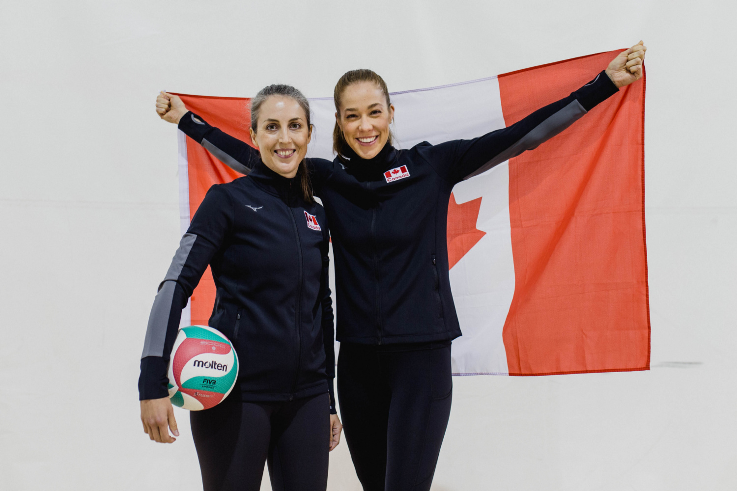 Education doctoral students head to Tokyo Paralympics as volleyball coaches