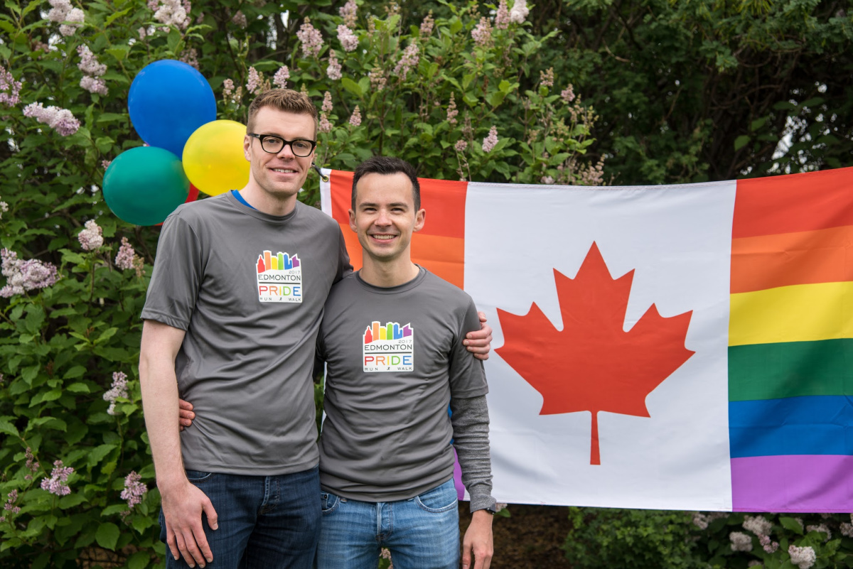 Edmonton Pride Run endows bursary for LGBTQ+ students