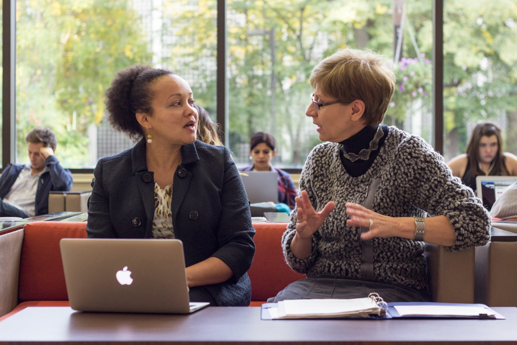 Faculty launches web series focused on needs of refugee students