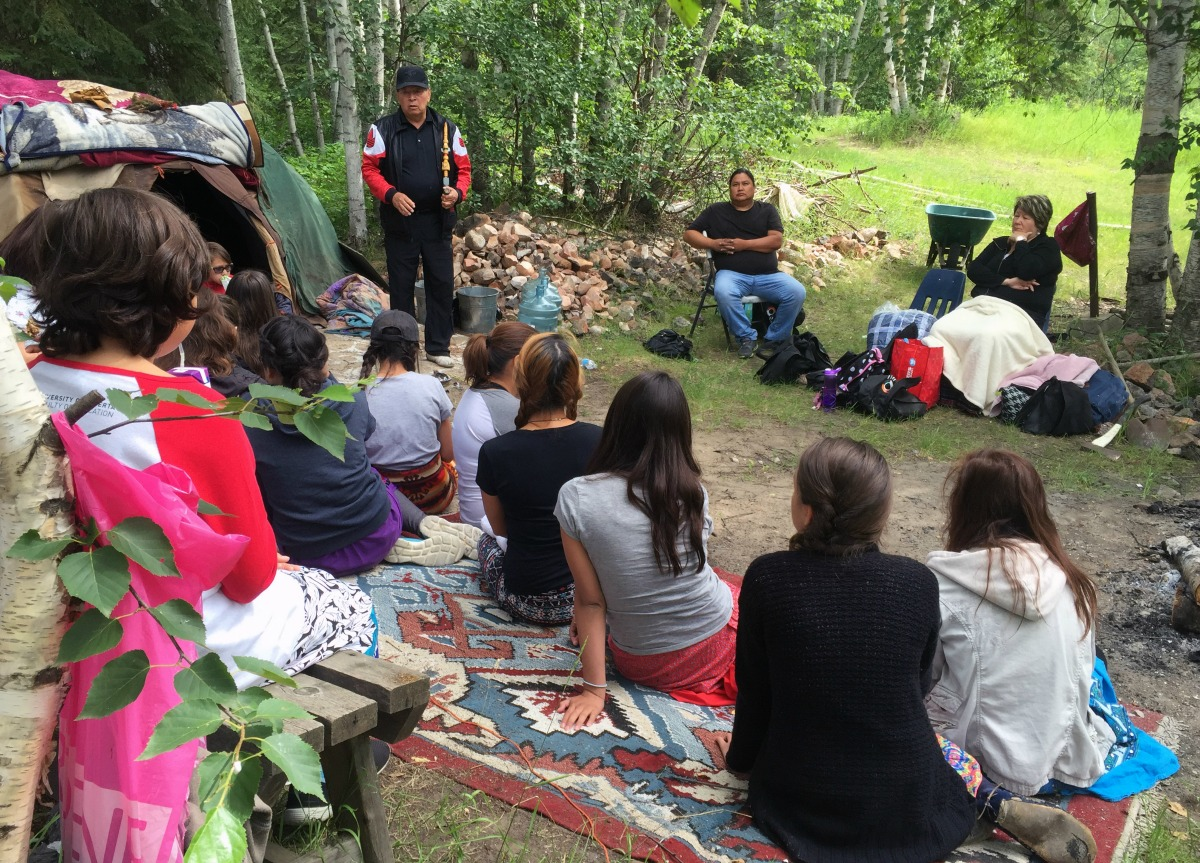 Program for Indigenous girls much more than a day camp