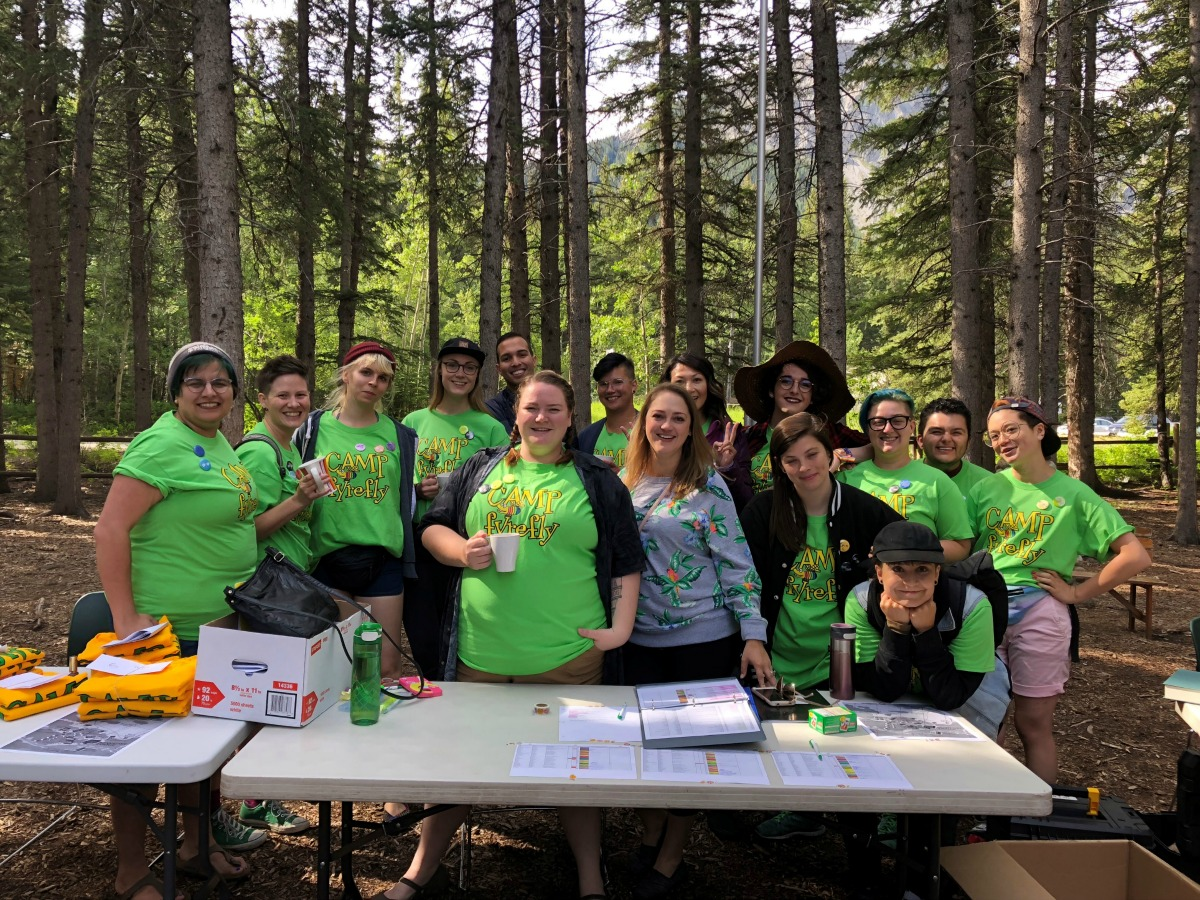 LGBTQ2S+ youth build community, resilience at first Alberta-wide Camp fYrefly