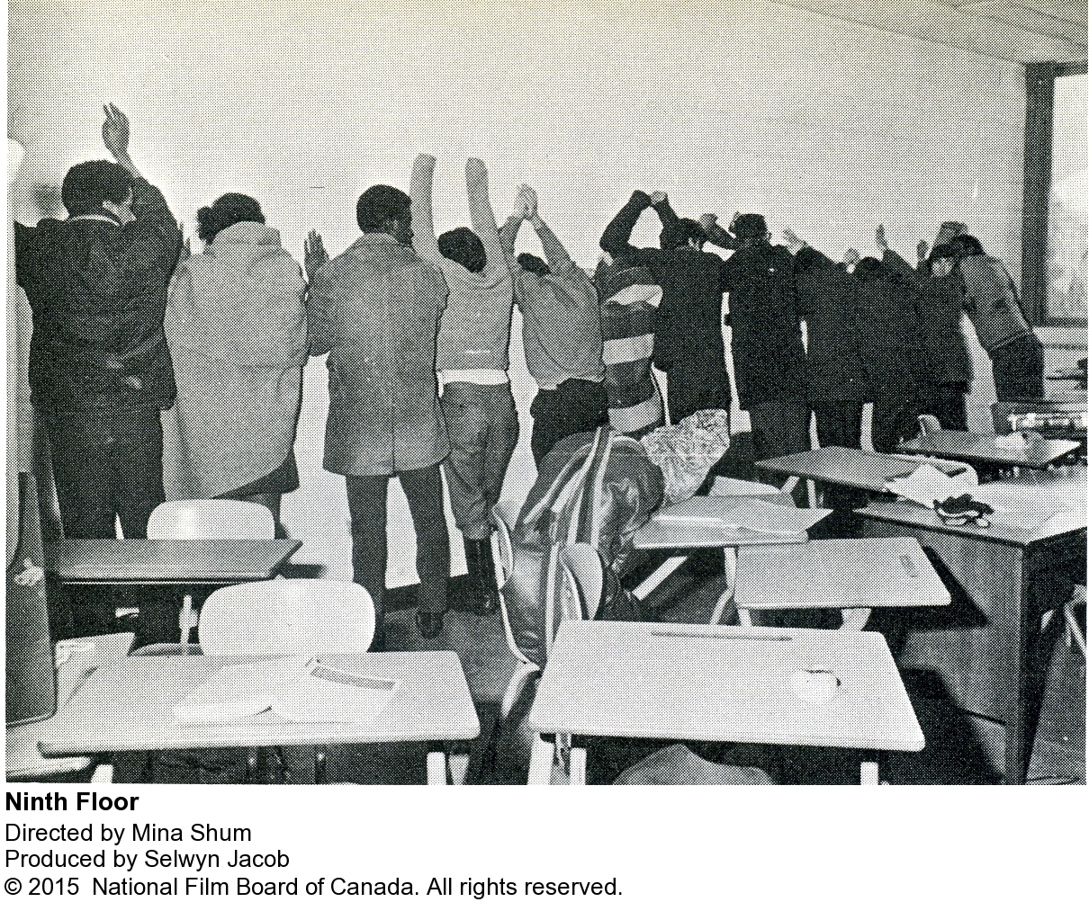 Ninth Floor revisits most explosive student uprising in Canadian history
